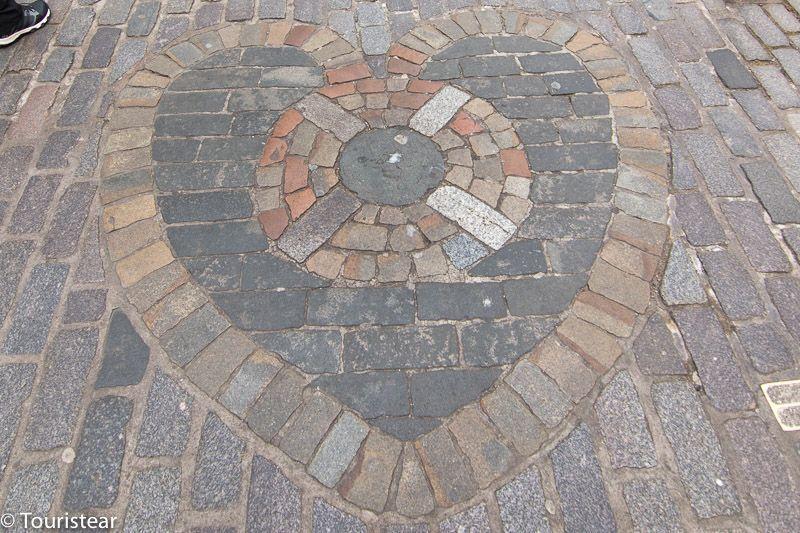 Edimburgo - escocia - corazon de midlothian