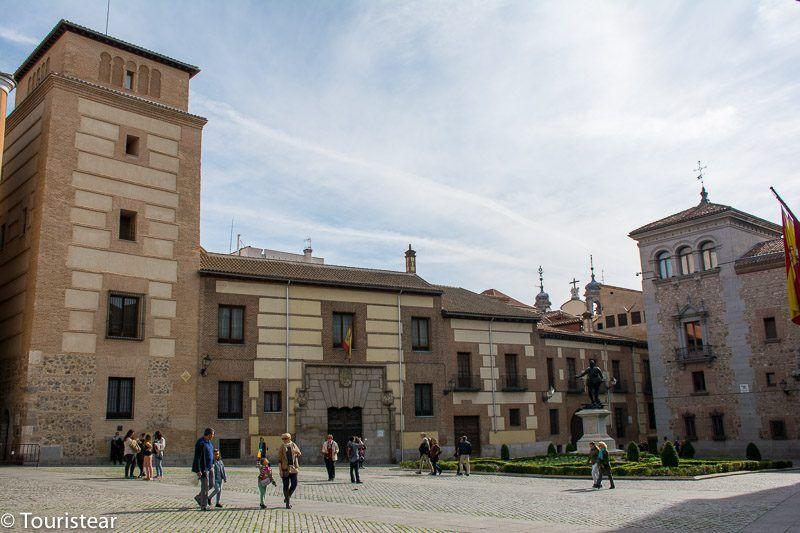 Plaza de la Villa, Madrid