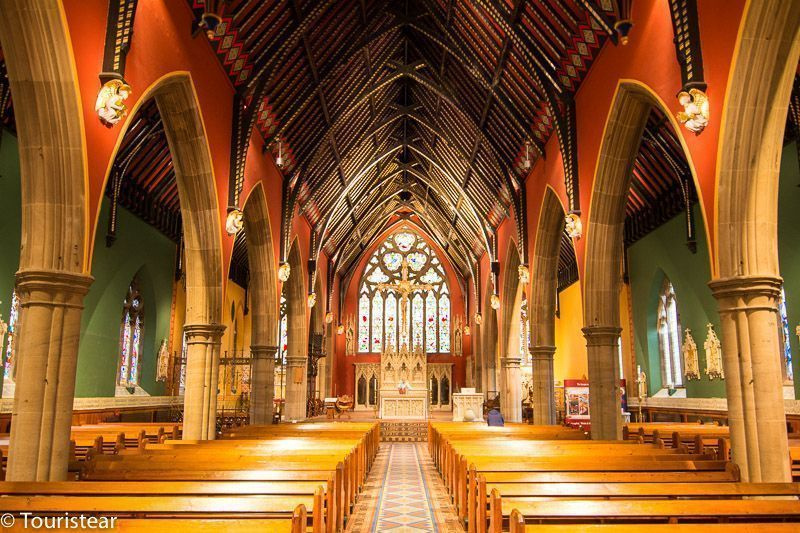 catedral de st mary newcastle