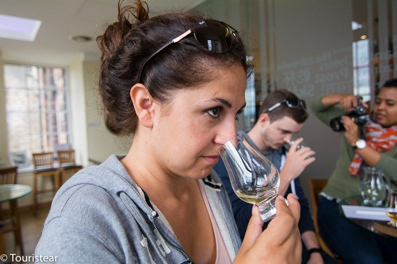 24 horas en edimburgo whisky experience