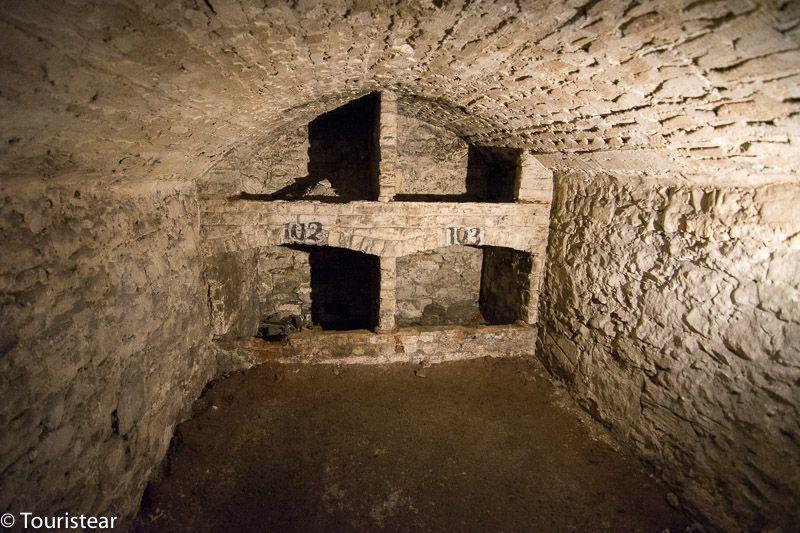 South bridge vaults, Edinburgh