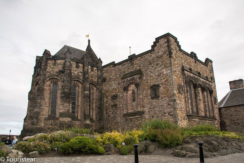 st mary chapel, edimburgo