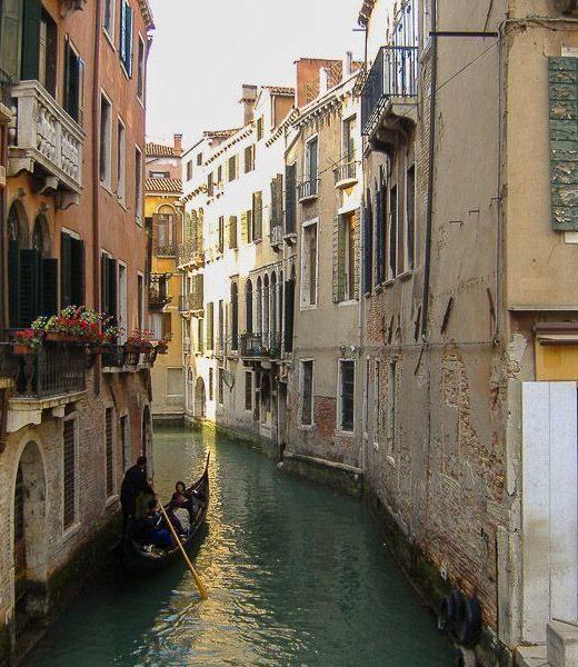 venecia, escapadas romanticas, san valentin