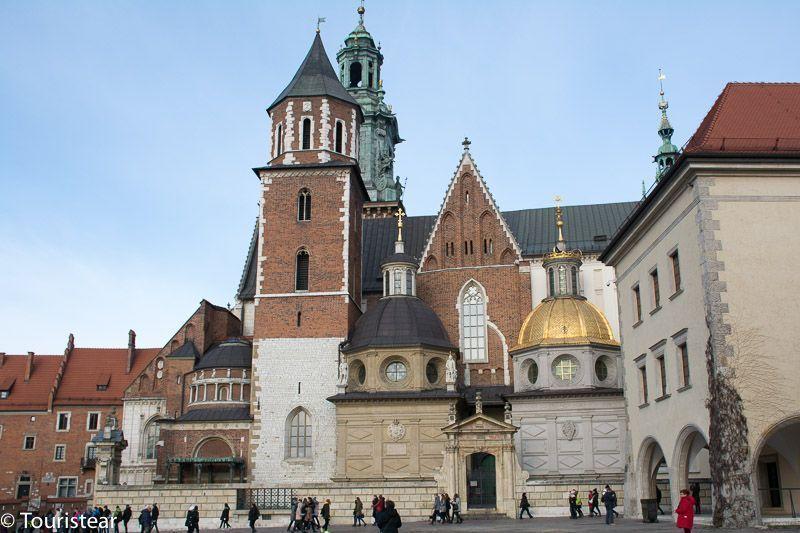 Castillo de Cracovia, polonia, que ver en cracovia
