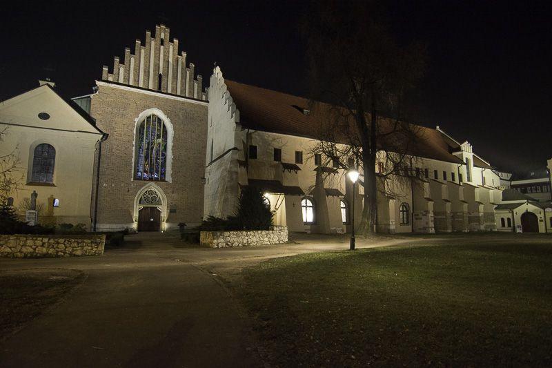 Cracovia Basilica San Francisco Asis
