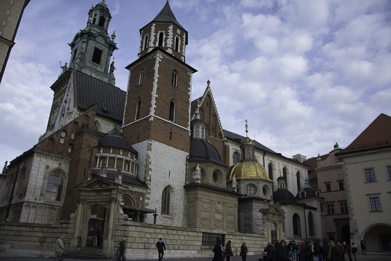 Cracovia Catedral