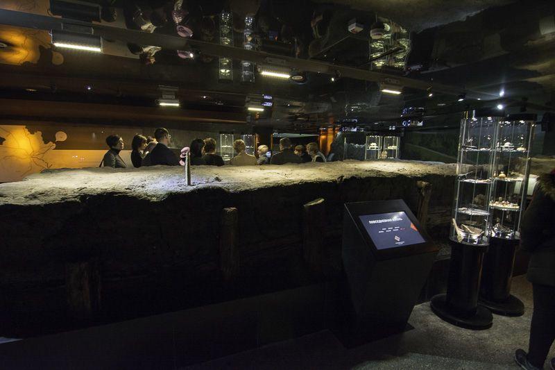 Cracovia Museo Subterraneo