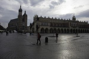 Cracovia Plaza Mayor