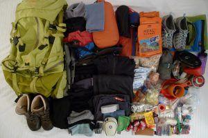 Preparando el viaje a Sudamérica. ¿Qué me llevo?