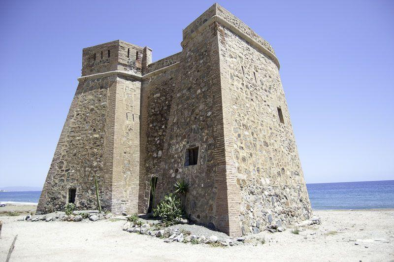 Castillo de Macenas. Visita Cabo de Gata