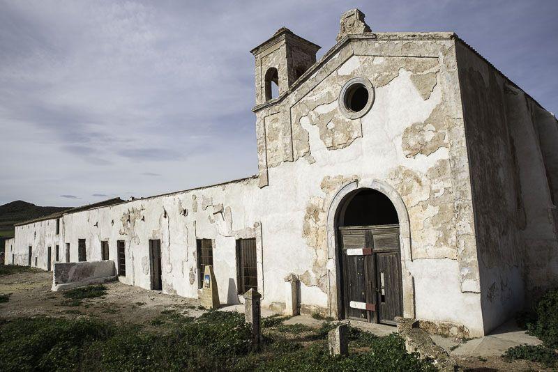 Cortijo del Fraile. Cabo de Gata