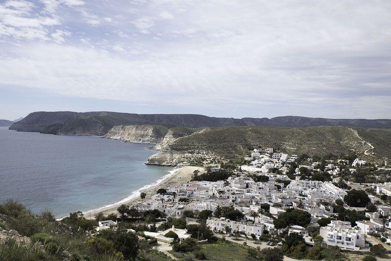Mina de Aguamarga. Cabo de Gata