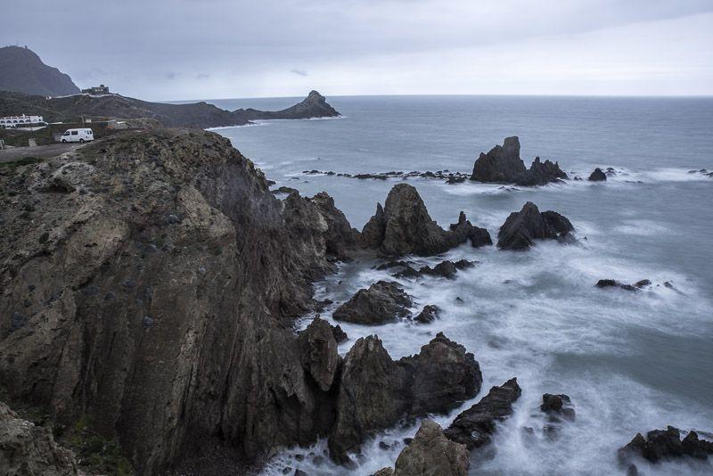 Mirador de las Sirenas Cabo de Gata