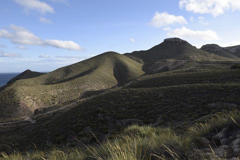 Bajada a Playa de los Muertos. Cabo de Gata