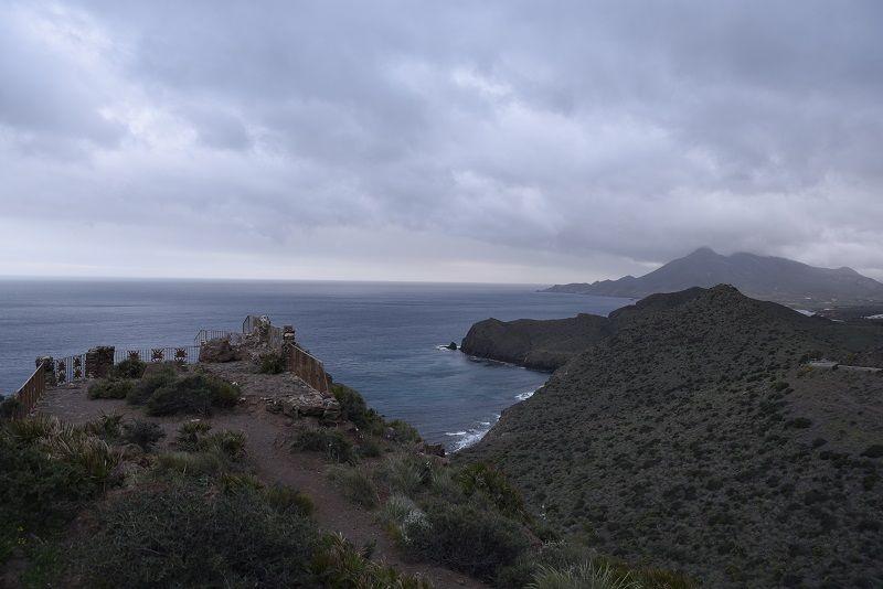 Mirador de la Amatista. Cabo de Gata