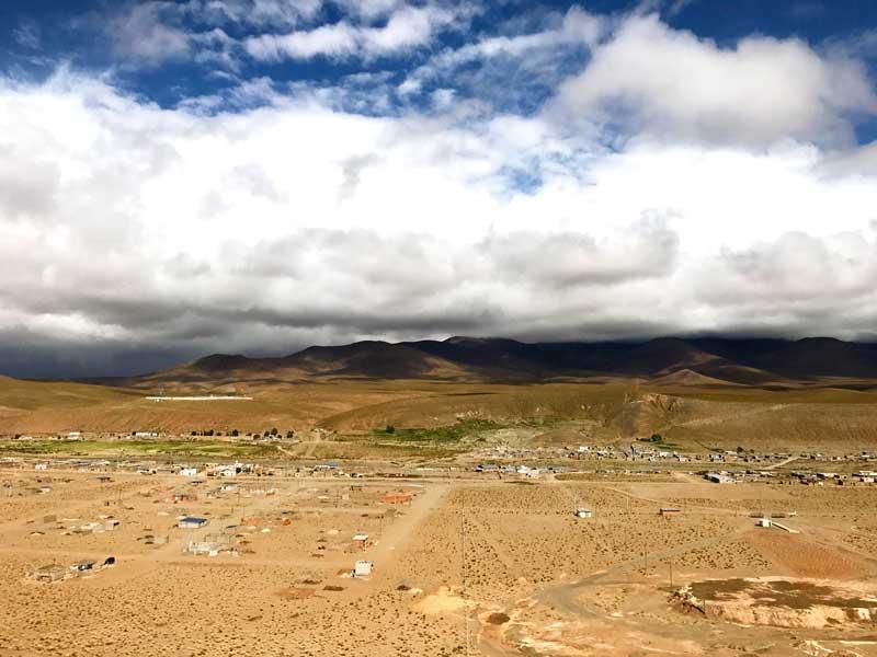 panoramica de san antonio de los cobres