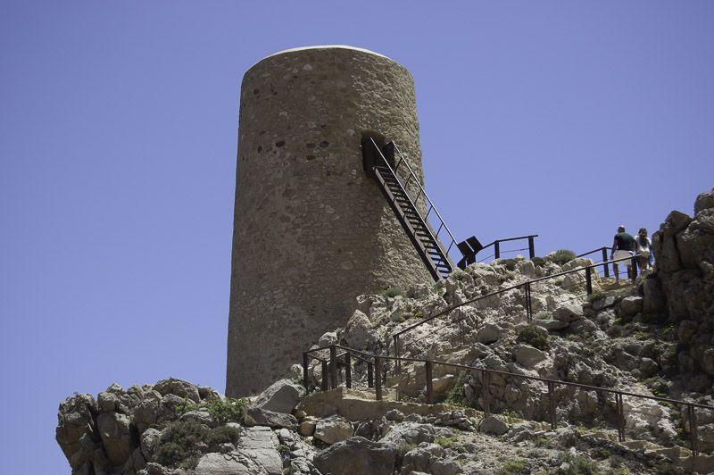Torre del Pilurico. Visita Cabo de Gata