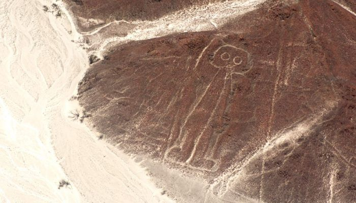 Sobrevolar las líneas de Nasca (Nazca). Perú
