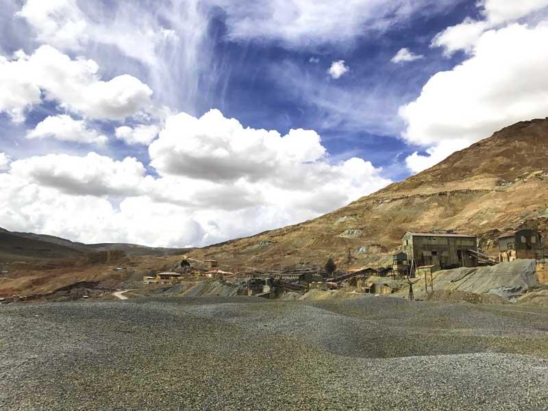 potosí mines, Bolivia