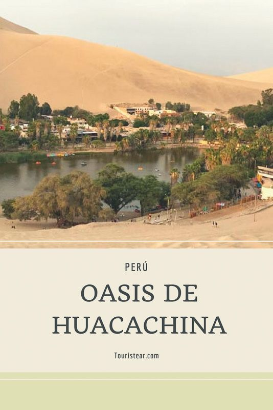 oasis de hucachina peru