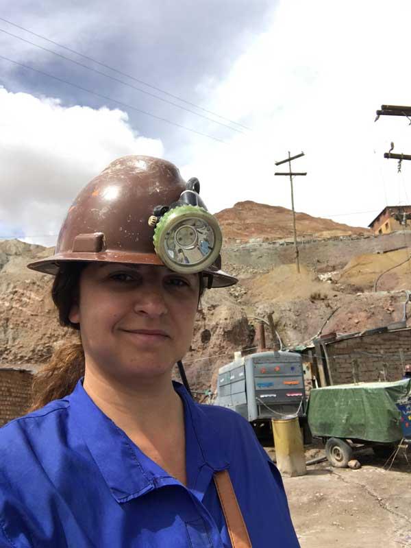 Potosí Bolivia Mines