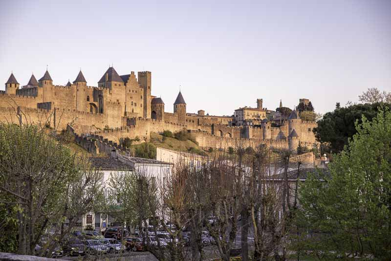 Carcassonne South of France