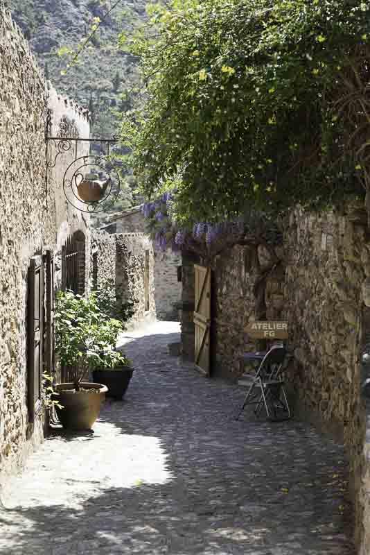 Castelnou Sur de Francia
