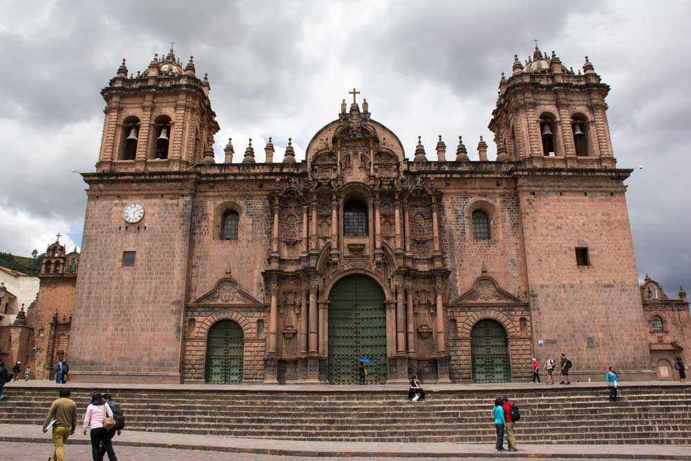Cusco cuzco cathedral