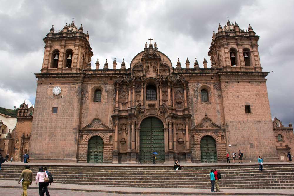 catedral de cusco cuzco