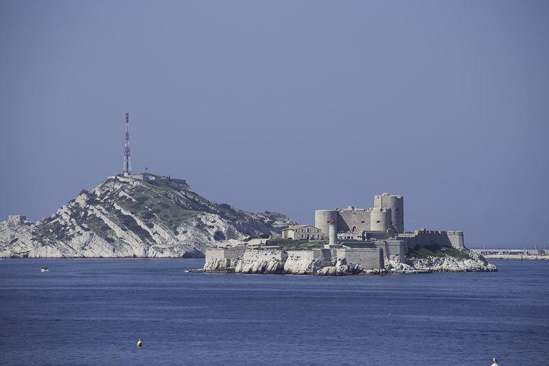 Marsella Isla de If