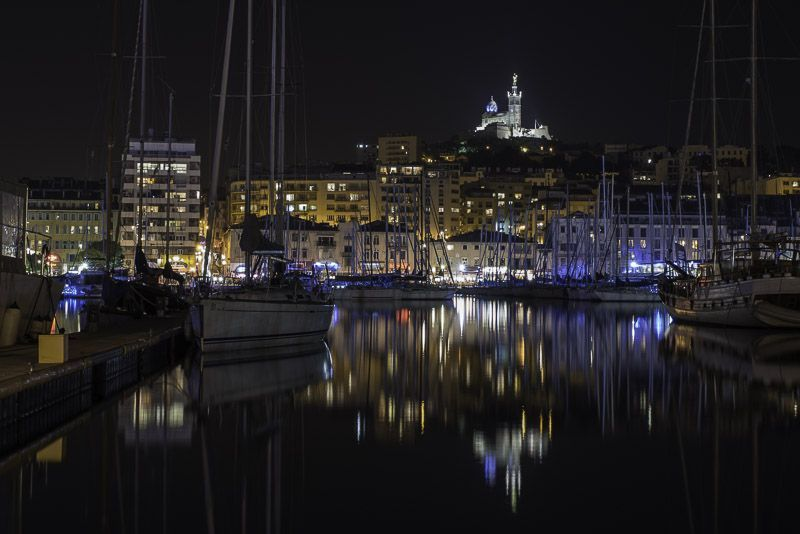 Marseille Night