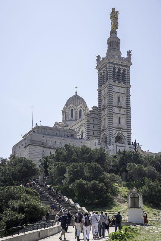 Marsella Notre Dame de la Garde