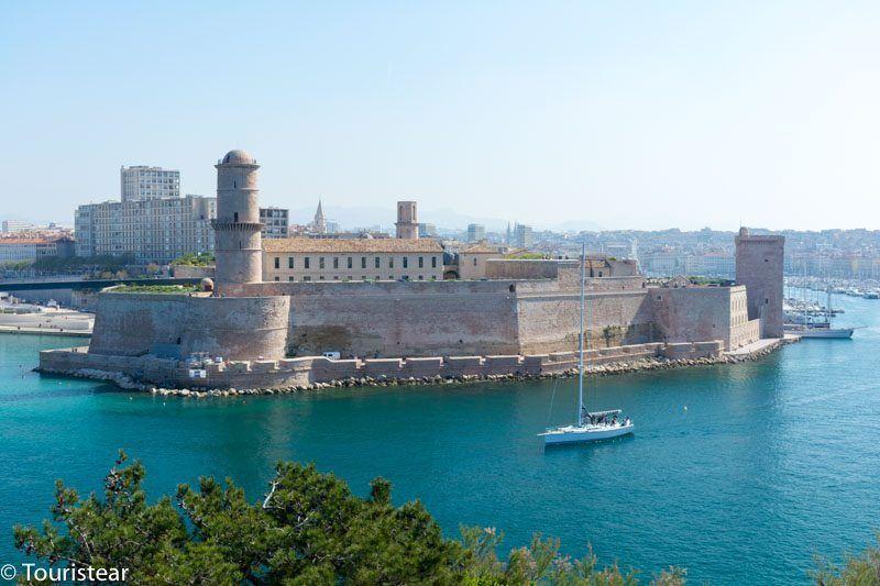Palacio del Faro de Marsella, road trip sur de francia