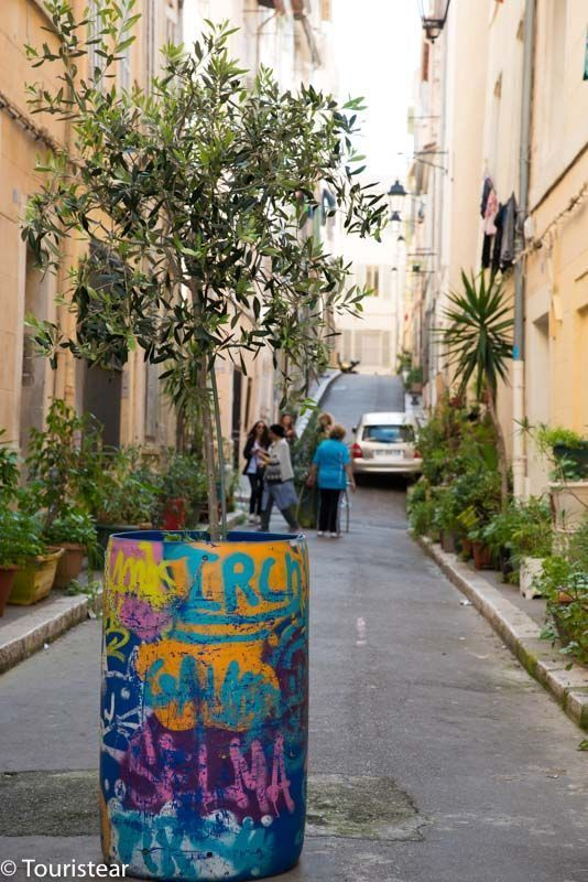 Marseille's Le Panier district