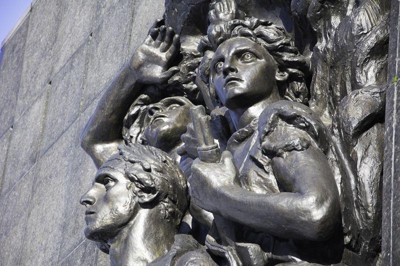 El gueto de Varsovia. Un recuerdo del holocausto