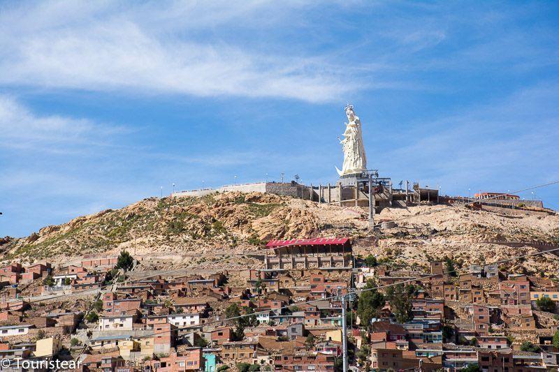 Virgen del Socavon - Oruro - Bolivia