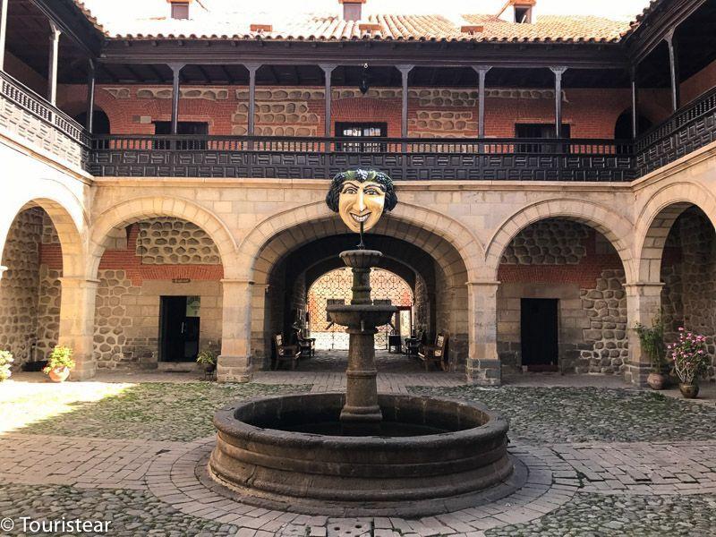 La Casa de la Moneda, Potosi, Bolivia