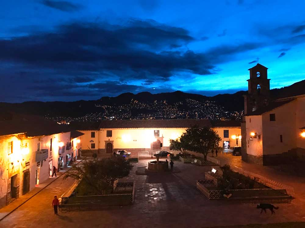 neighborhood of san blas, cusco, cuzco, peru
