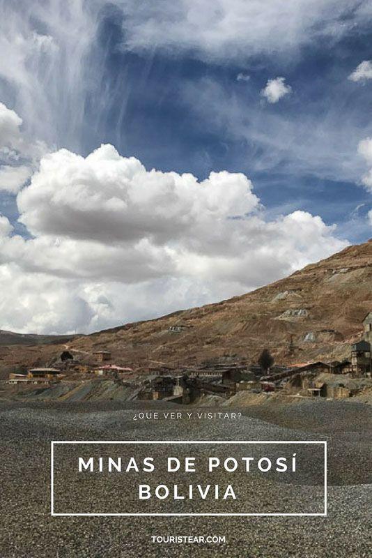 bolivian potosi mines