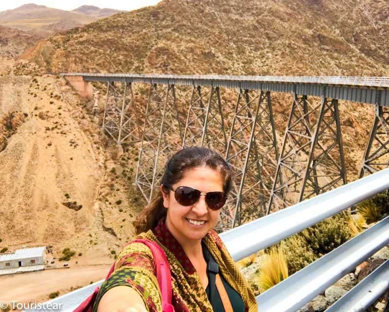 viaducto de la polvorilla, tren a las nubes, Vero, argentina