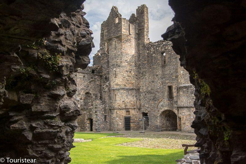 Balvenie Castle - Castillos de Escocia