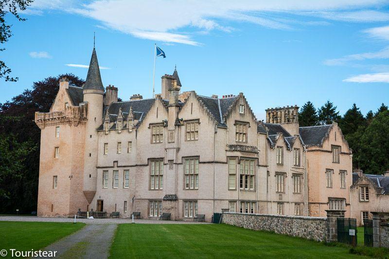 Brodie Castle - Castillos de escocia