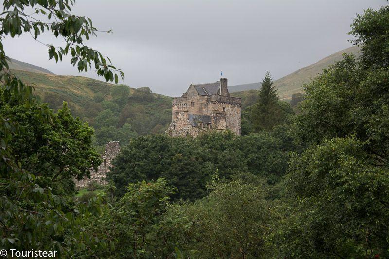 Campbell Castle - Castillos de escocia