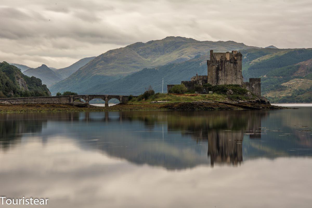 Fotografiar Paisajes, Castillo Eilean Donan - Castillos de escocia