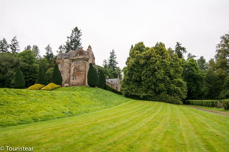 carretera north coast 500, Castle Leod - Castillos de Escocia