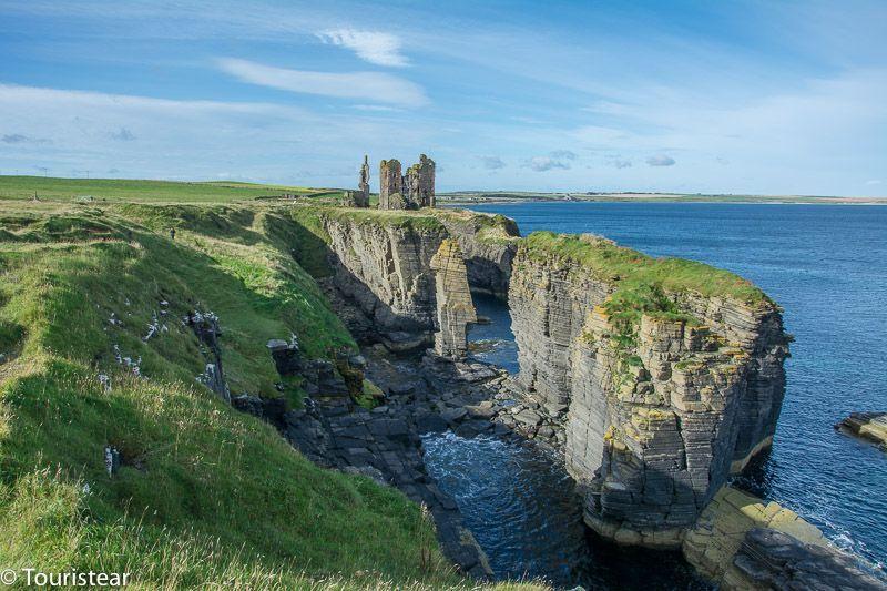 Castle Sinclair - Castillos de Escocia