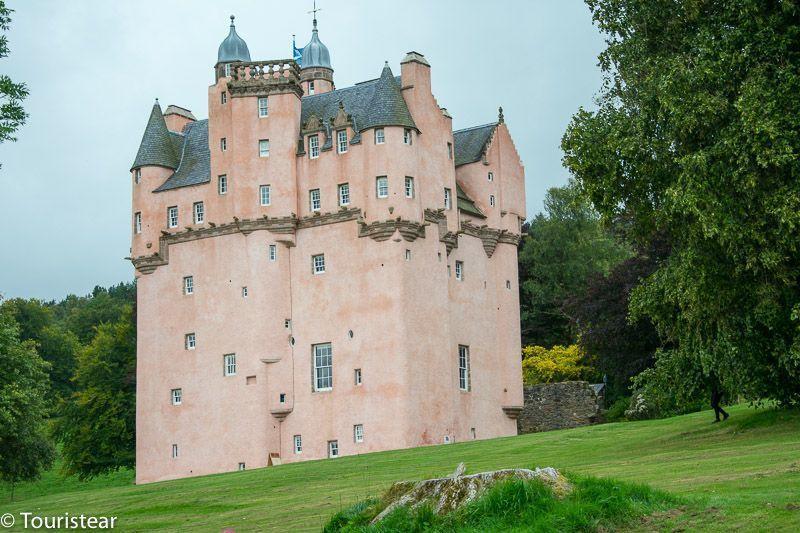 Craigievar Castle - Castillos de escocia