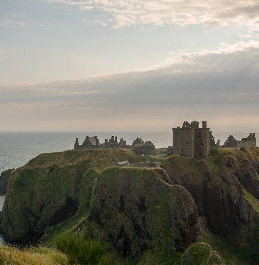 Dunnottar Castle - Castillos de Escocia