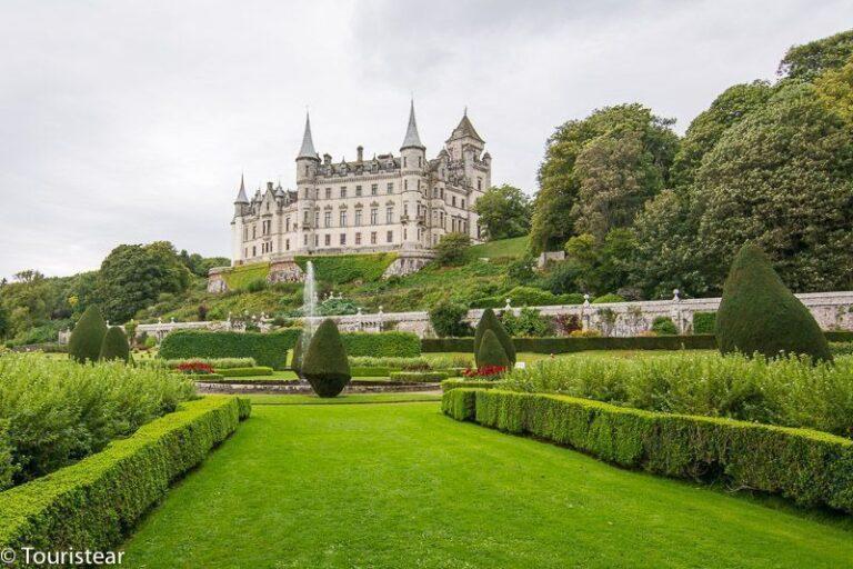 20 Castillos de Escocia que tienes que visitar