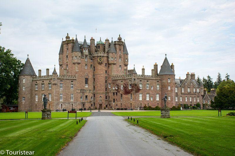 Glamis Castle - Castillos de Escocia